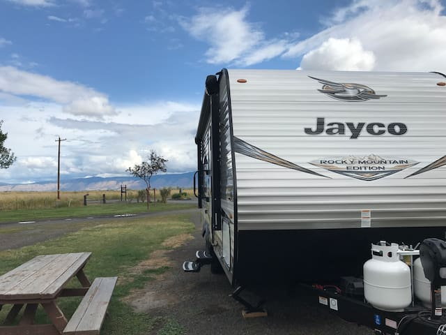 RV for Healthcare Workers or Essential Travelers