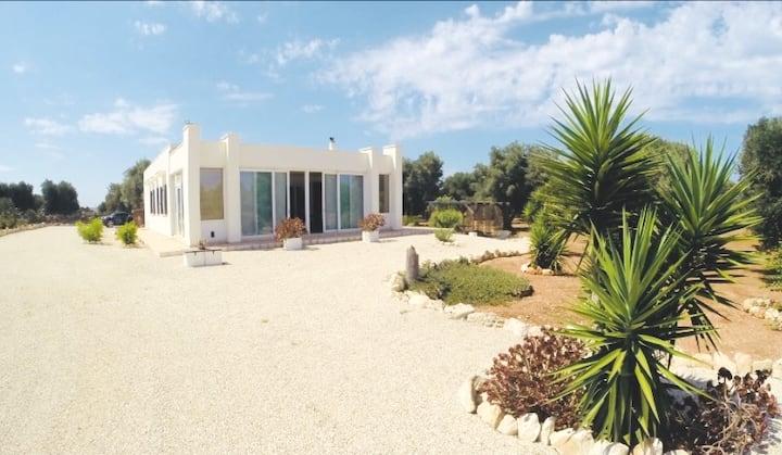 Apulia Home Villa with swimming pool