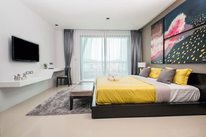Brand New Apartment in Patong - Patong - Apartemen