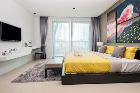 Brand New Apartment in Patong - Patong - Apartamento
