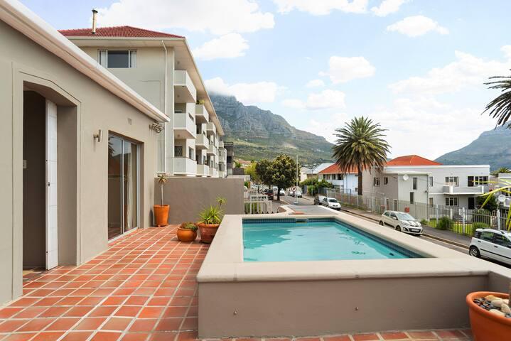 Spacious Home with Pool | Mountain Views
