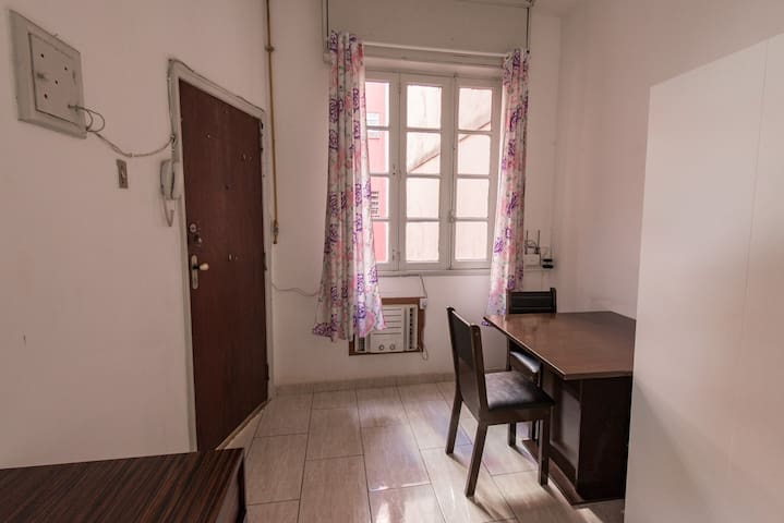 Small Studio Apartment in the Heart of the City