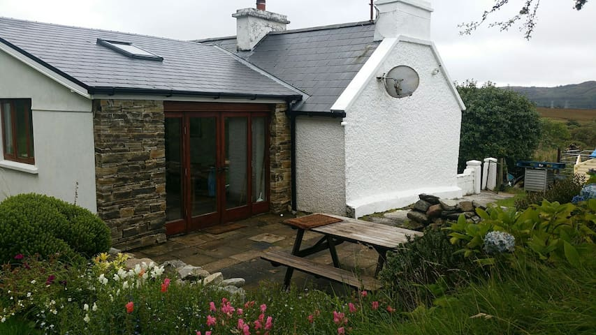 Johnny's Cottage, Glenties, Co. Donegal.