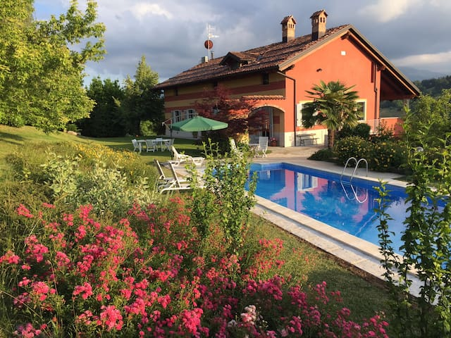 Bed and Breakfast Ligarilli - Mondovì - Villa
