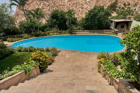 Santa Rosa de Quives, Casa de Campo Ecológica