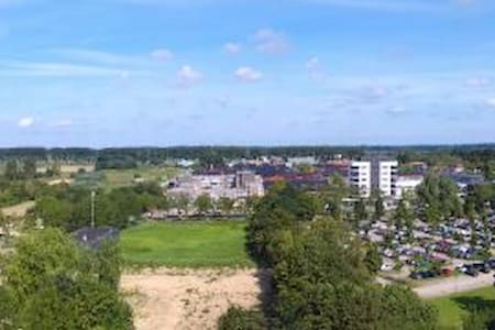 Spacious appartment with beautiful view - Wageningen - 公寓