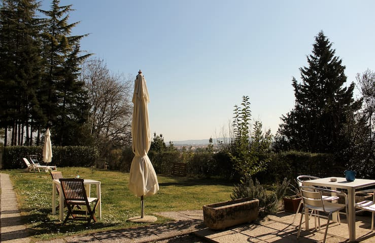 Stanza singola in collina B&B Meditamondo - FANO - Bed & Breakfast