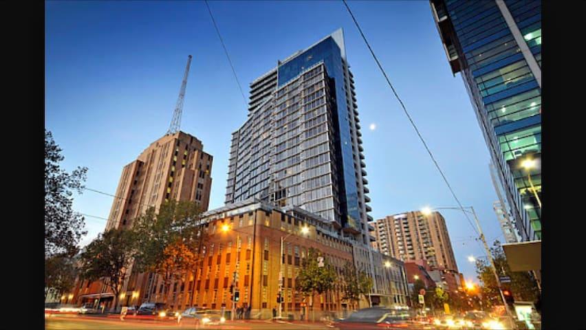 Comfort Zone in Melbourne City 5 - Melbourne - Flat