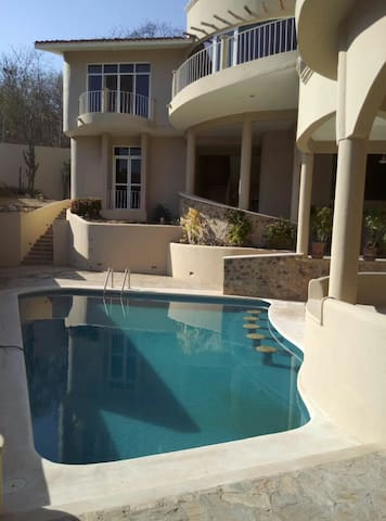 Casa de playa en Huatulco! - crucesita - Maison