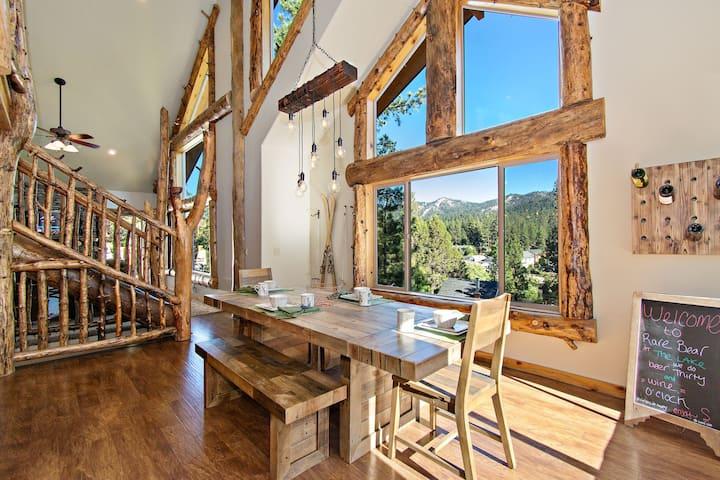 Rare Bear Luxury Cabin -