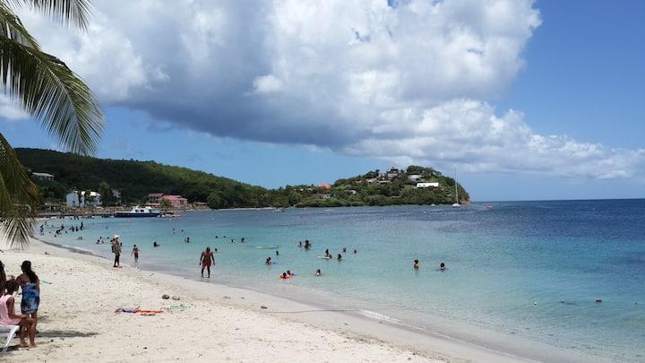 Appartement Sunshine à 200m de la mer des Caraïbes
