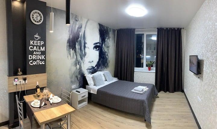 New  Academic st. Apartment 20