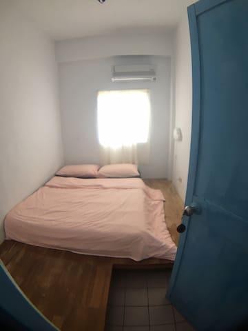 蘭嶼雅緻雙人房Orchid island single bed