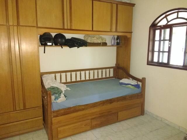Tamoios reservado - quarto em condomínio