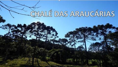 Chalé das Araucárias