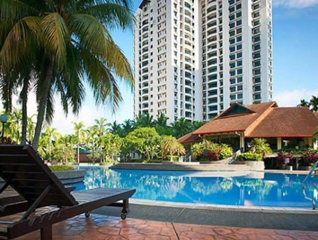Permas luxury straits view condominium