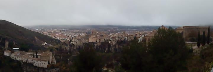 """Descanso y tranquilidad en Cuenca. """"Casapacocasti"""""""