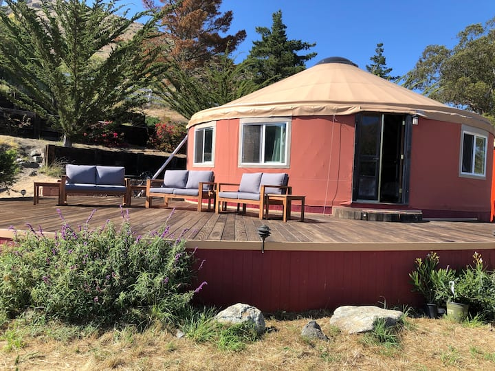 Yurt by The Sea