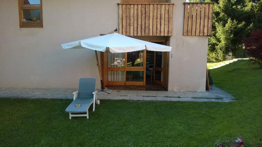 Casa Marisa Serrada di Folgaria - Folgaria - Apartment