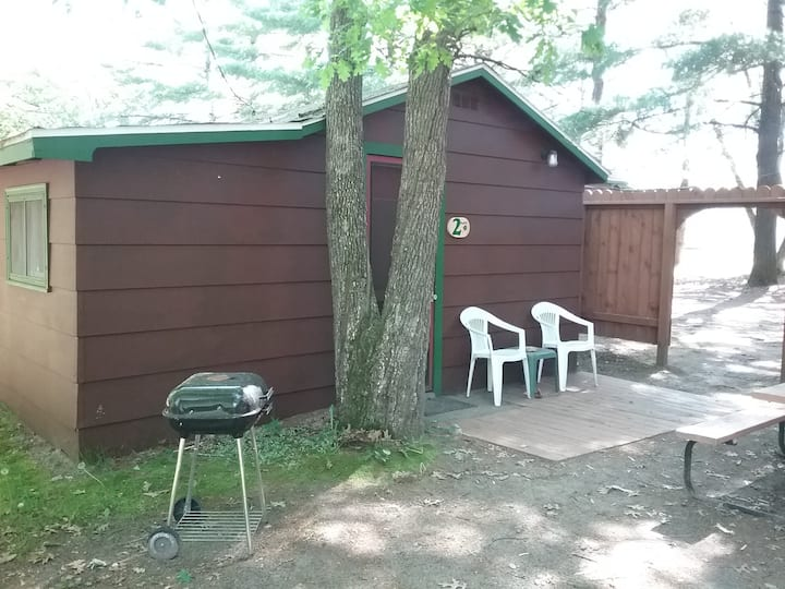 Castle Rock Hideaway cabin 2