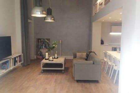 Industrial Design Open Space flat - Mailand - Loft