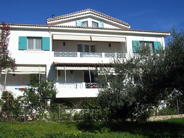 Villa Corinna Poros No4