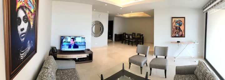 Simple 2bedroom at the Pearl Victoria island