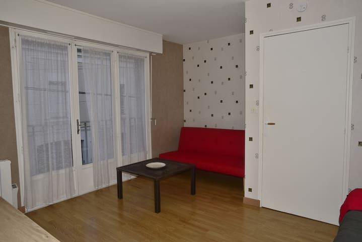 studio proche centre ville ANGERS
