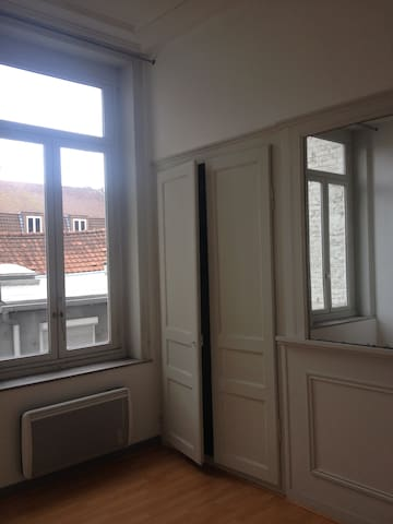 Apartment 50m2, center, beds for 4 people - Lille - Appartement