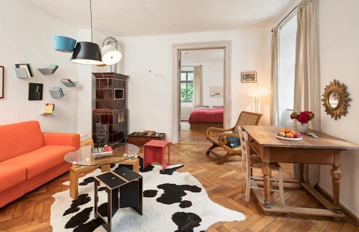 Apartment am Petersberg