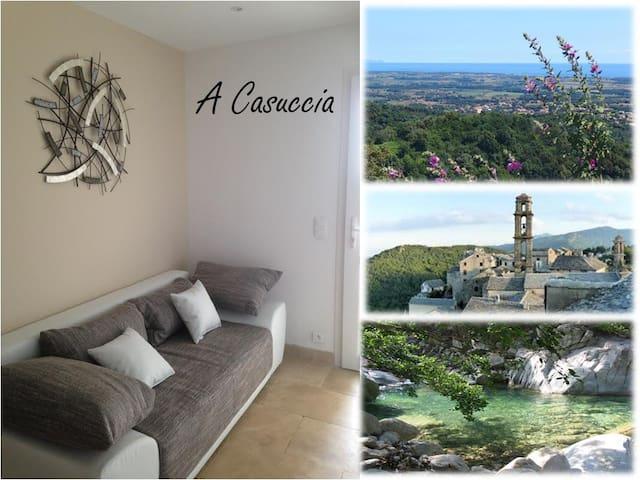 Belle location tout confort - Castellare-Di-Casinca - Apartment