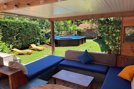 Surfworx Lodge - Bed 1