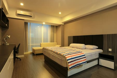 Comfortable & Spacious Apartment in Yogyakarta - Ngaglik - Daire