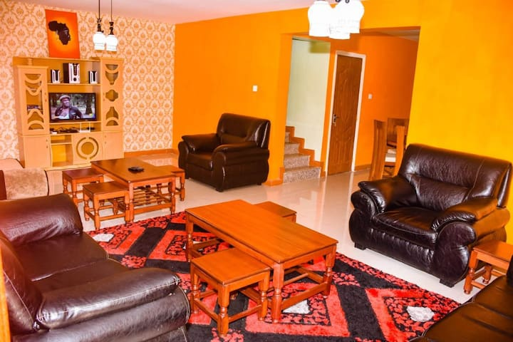 The Klanplace - Fully furnished apartments