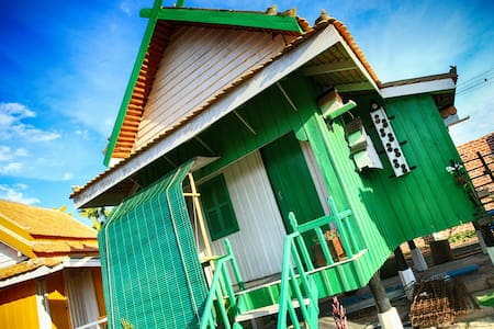 Soban Teuk Green - Natuur/eco-lodge