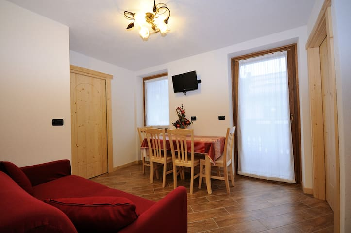 Casa Viola - Abete - Valdidentro - Appartement
