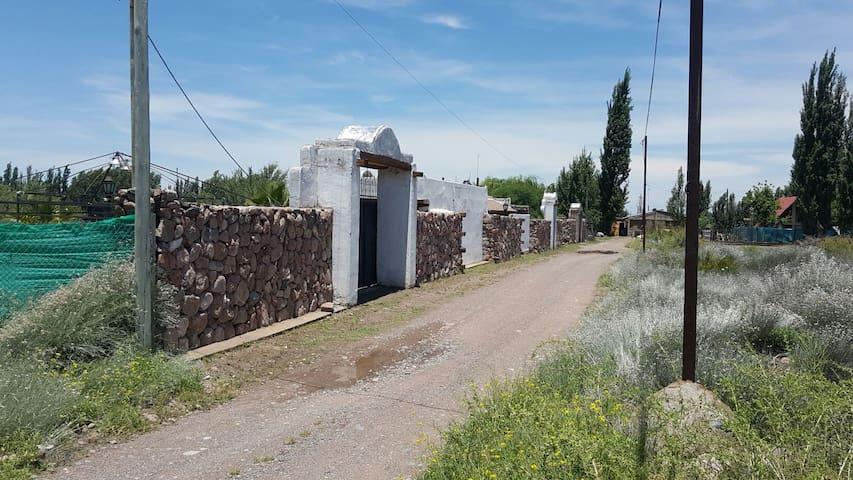 Portales de Cacheuta   Cabaña