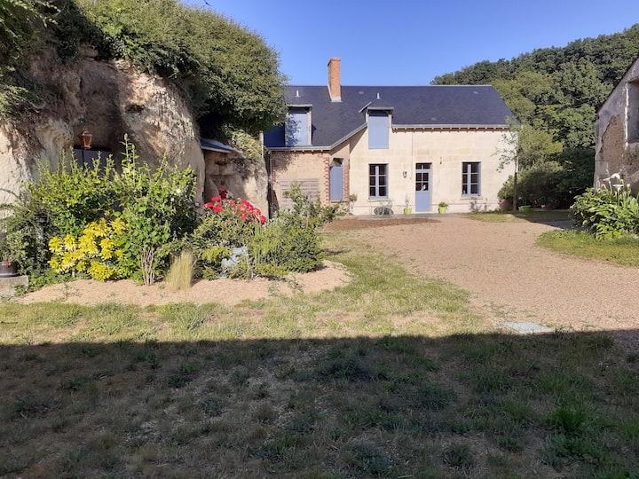 Gite de la Chartrie en Touraine