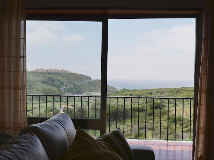 Ribeira d'Ilhas beach house, Ericeira