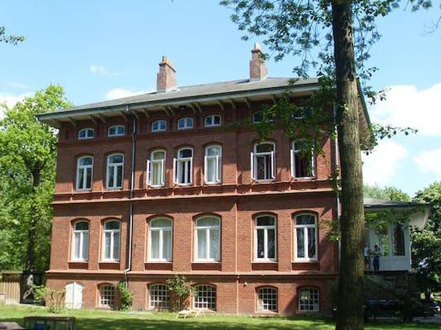 Haus im Park - kürzlich renovierte Romantik-Suite