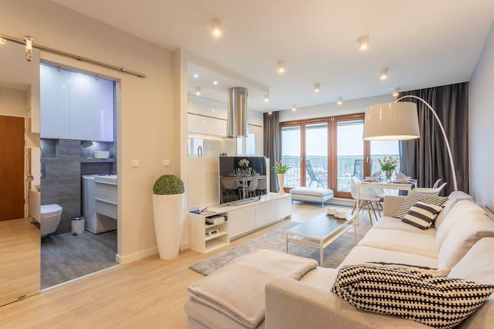 Ambria Apartments Sunset