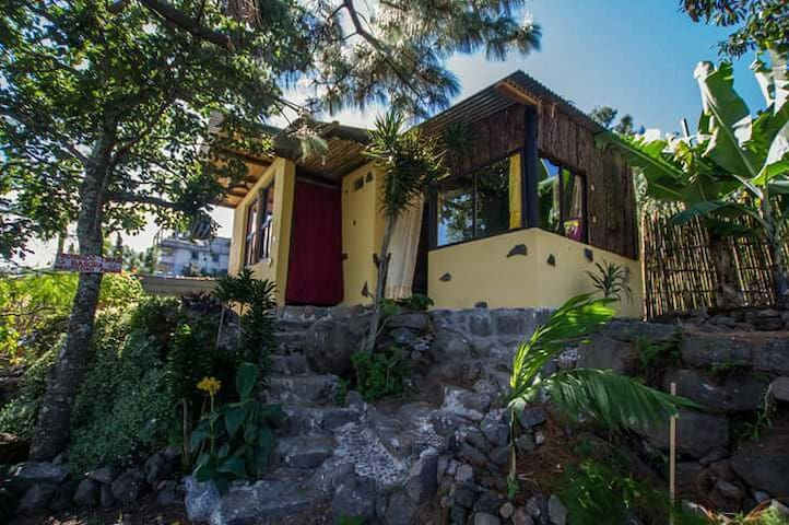 One bedroom house in front of lake - San Pedro La Laguna - 一軒家