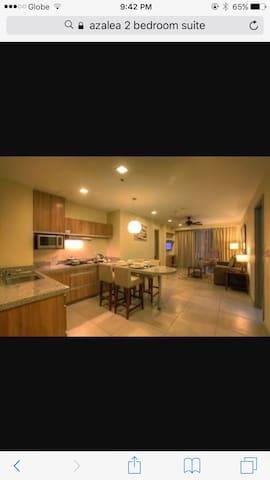 2BR Suite at Azalea Residence (AVC) - Baguio City - Flat