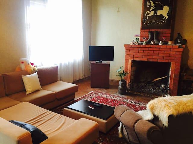 3-room Cozy Apartment in Kutaisi