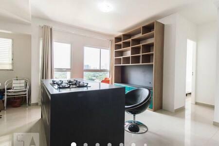 Apartamento em Alphaville, Barueri/SP. Linda vista