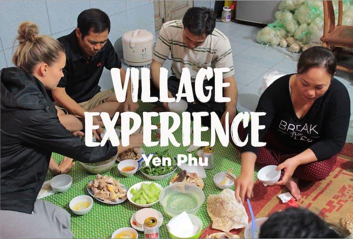 Duara Village Experience, Yen Phu