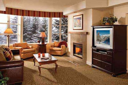 VAIL VILLA IN STREAMSIDE MARRIOTT - ベイル