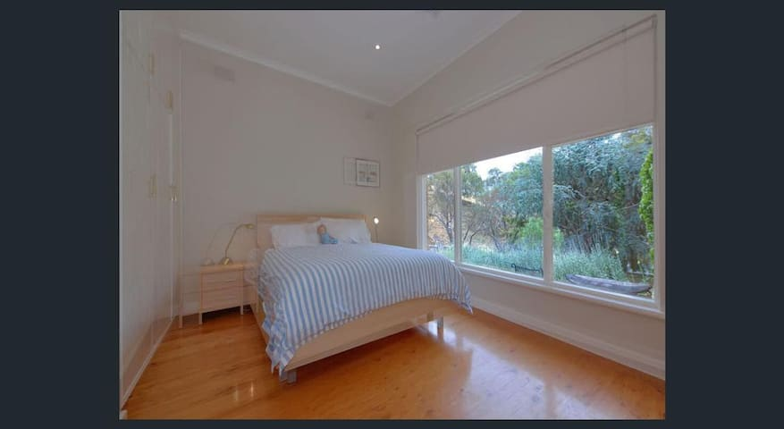 Adelaide Hills relaxing room on rural property - Harrogate - Casa