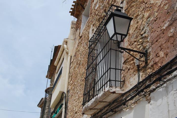 Apartamento rural completo en Caudiel (Castellon)