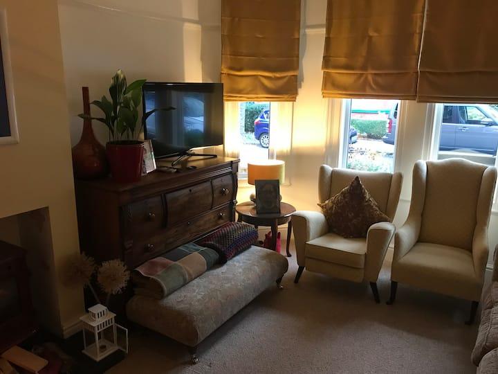 Edwardian splendour in Aigburth (single room)